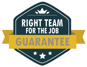 RIGHTTEAMFORTHEJOB